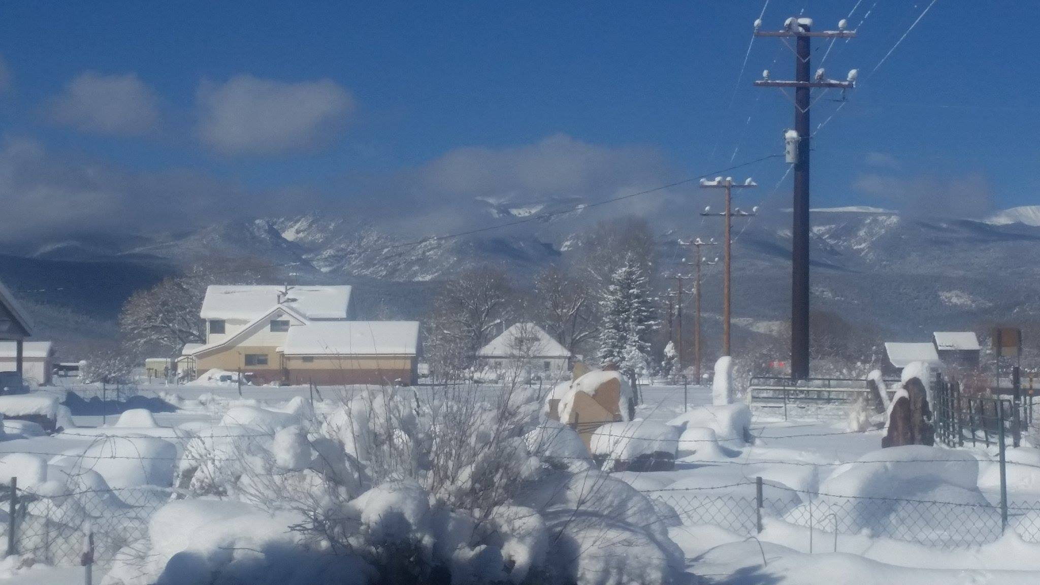 Cold Temperatures in Albuquerque